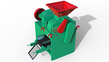 Charcoal Coal Ball Press Machine