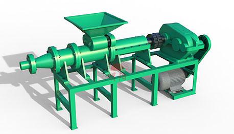 Charcoal Coal Extruder Machine